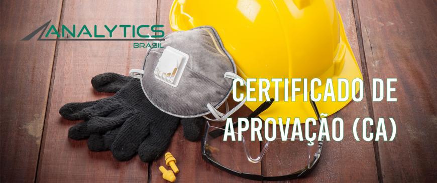 Certificado de Aprovação (CA) - Analytics Brasil e23456a9dc